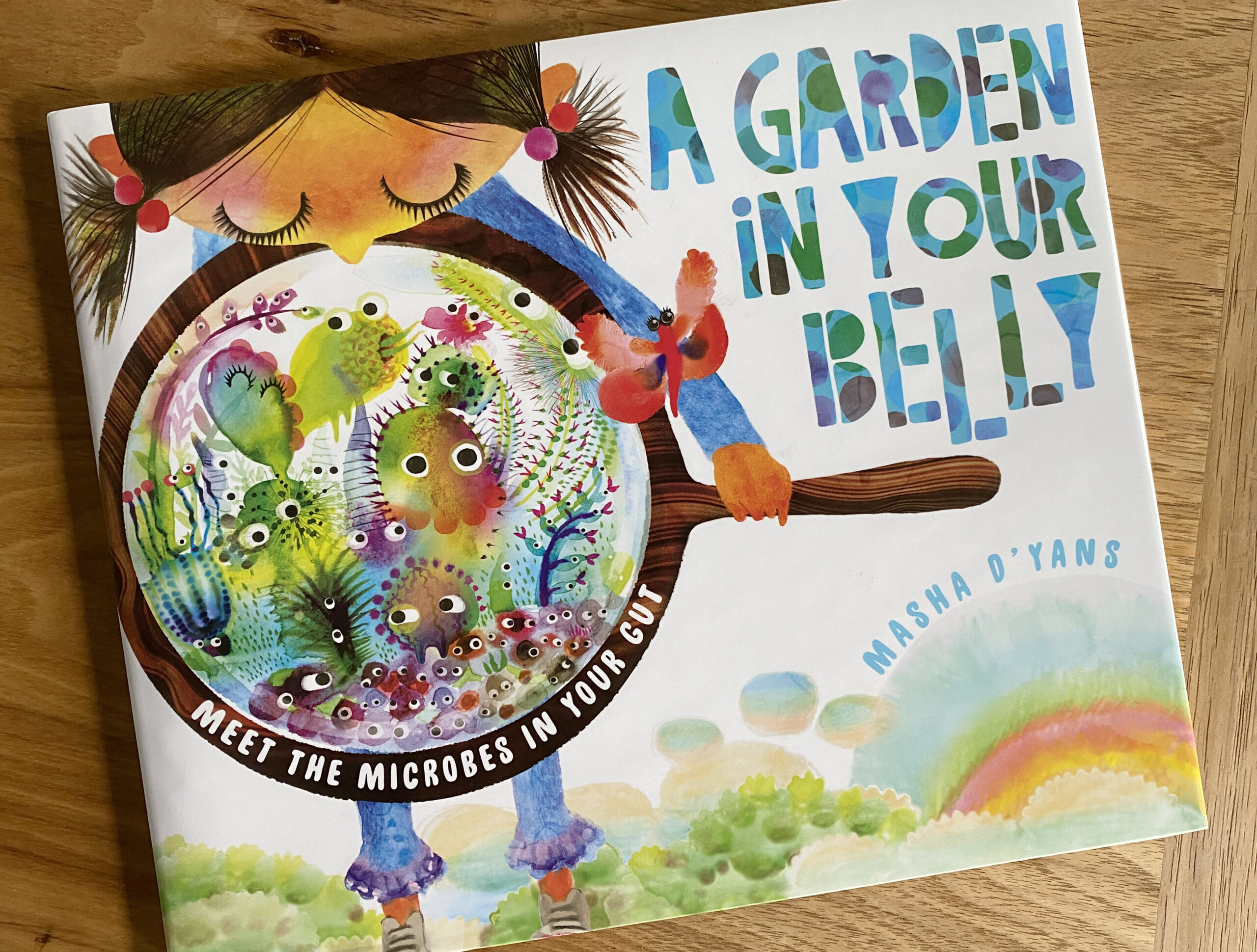 Garden In Your Belly